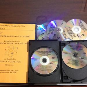 Study Manual + DVD Set